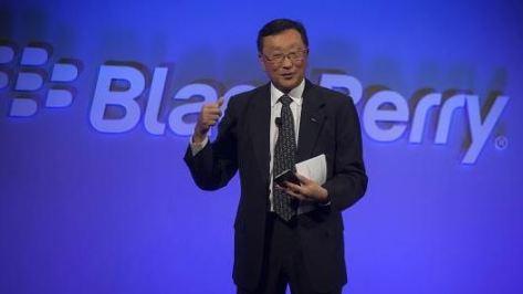 CEO Blackberry